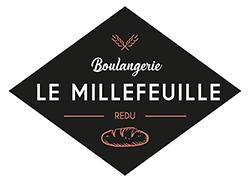 Boulangerie Le Millefeuille Redu Logo